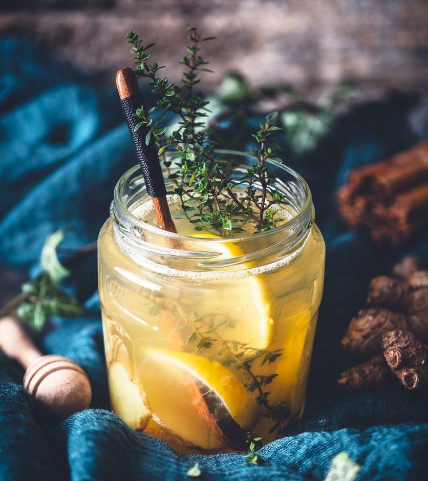 infusion au thym rhume remède naturel