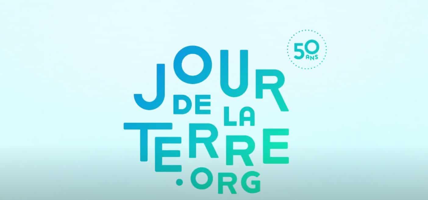 Jour de la Terre 22 avril affiche écologie