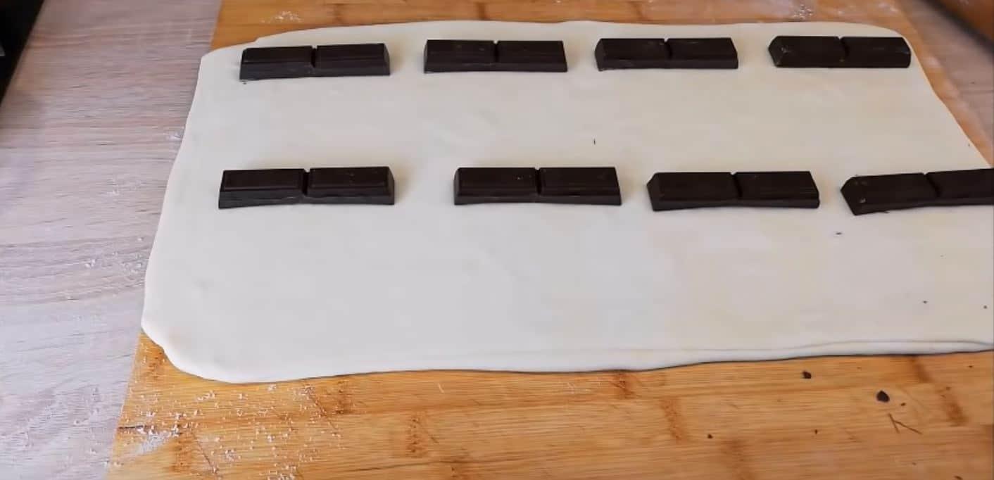 recette pains au chocolat maison