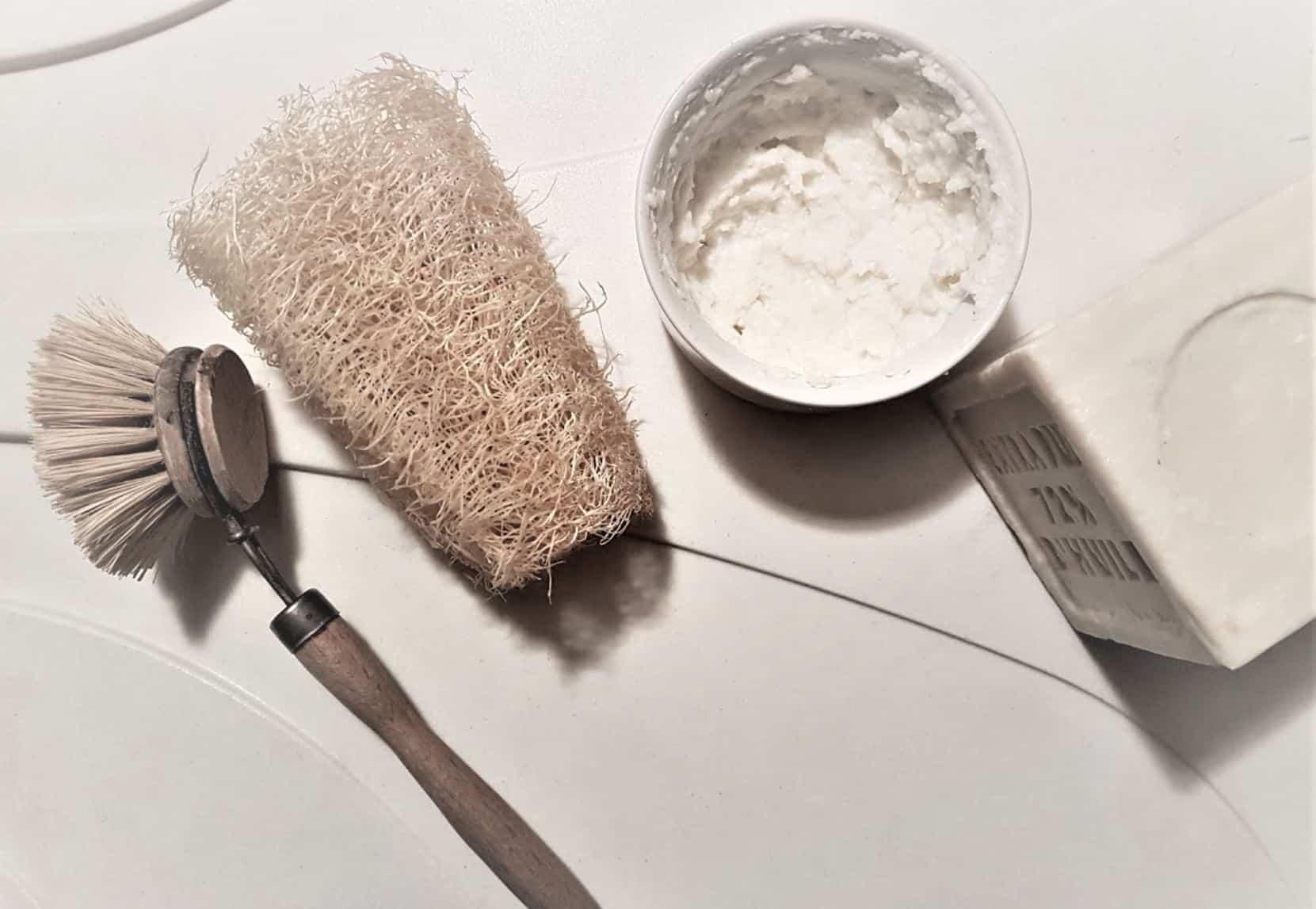 crème vaisselle recette moussante