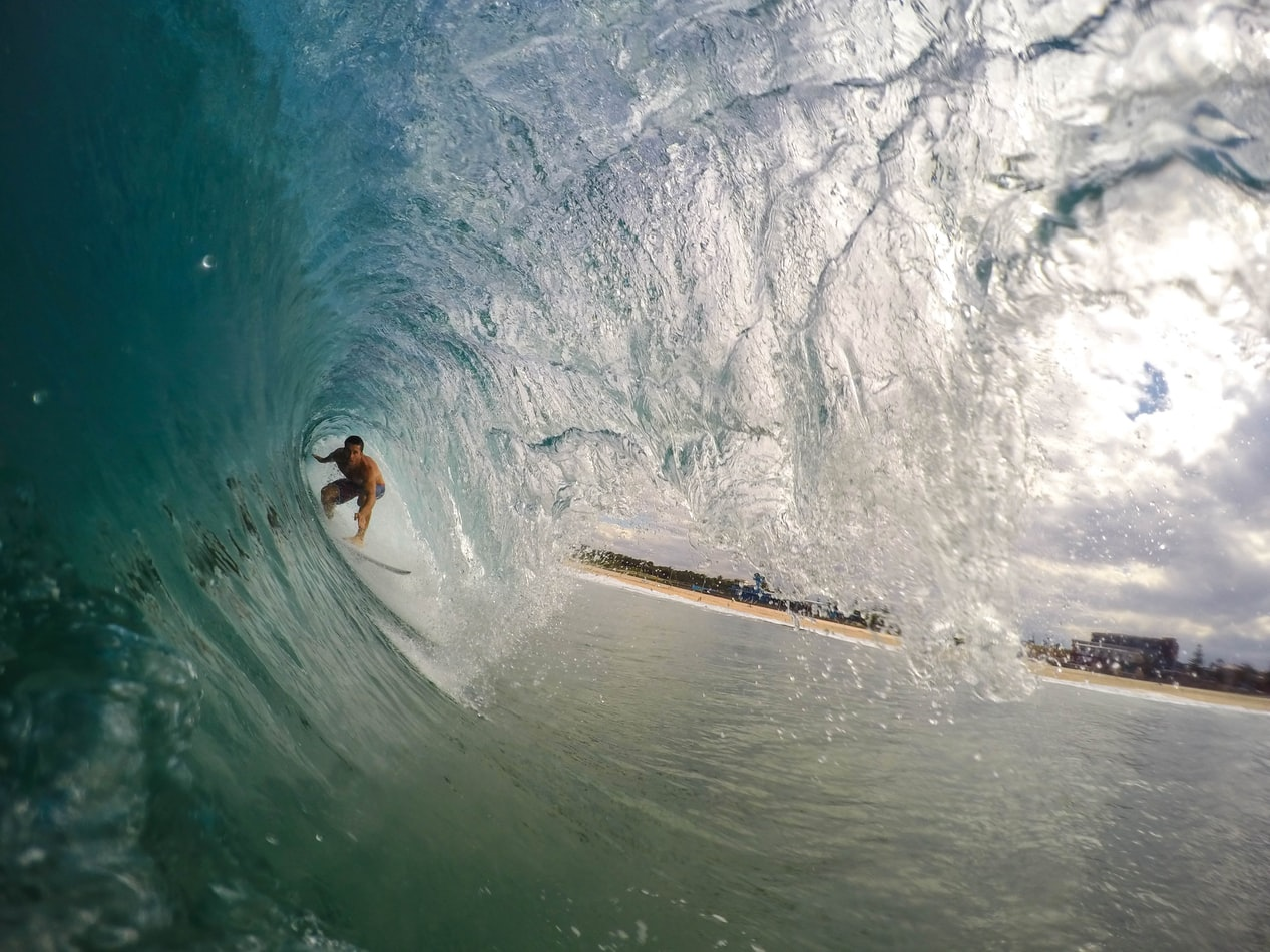 surf sports les plus écolos mer vague