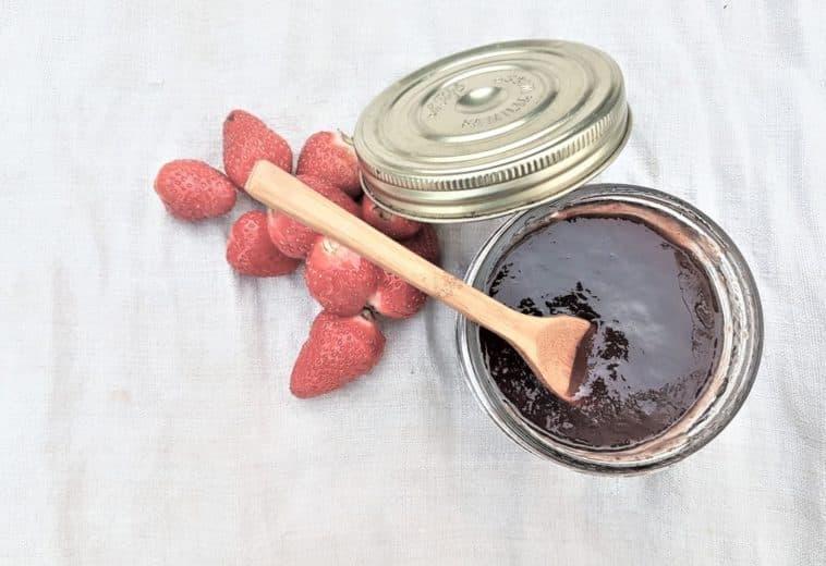 gelée de fraises