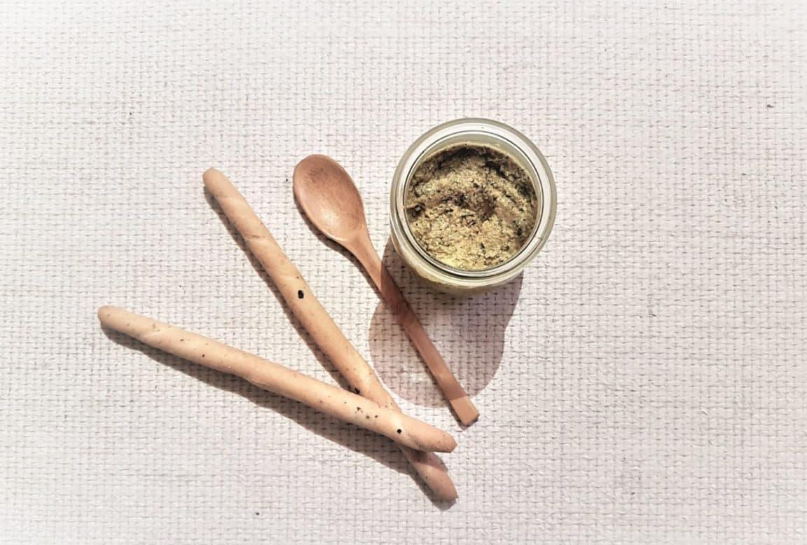 pesto de carottes anti gaspillage recette zéro déchet