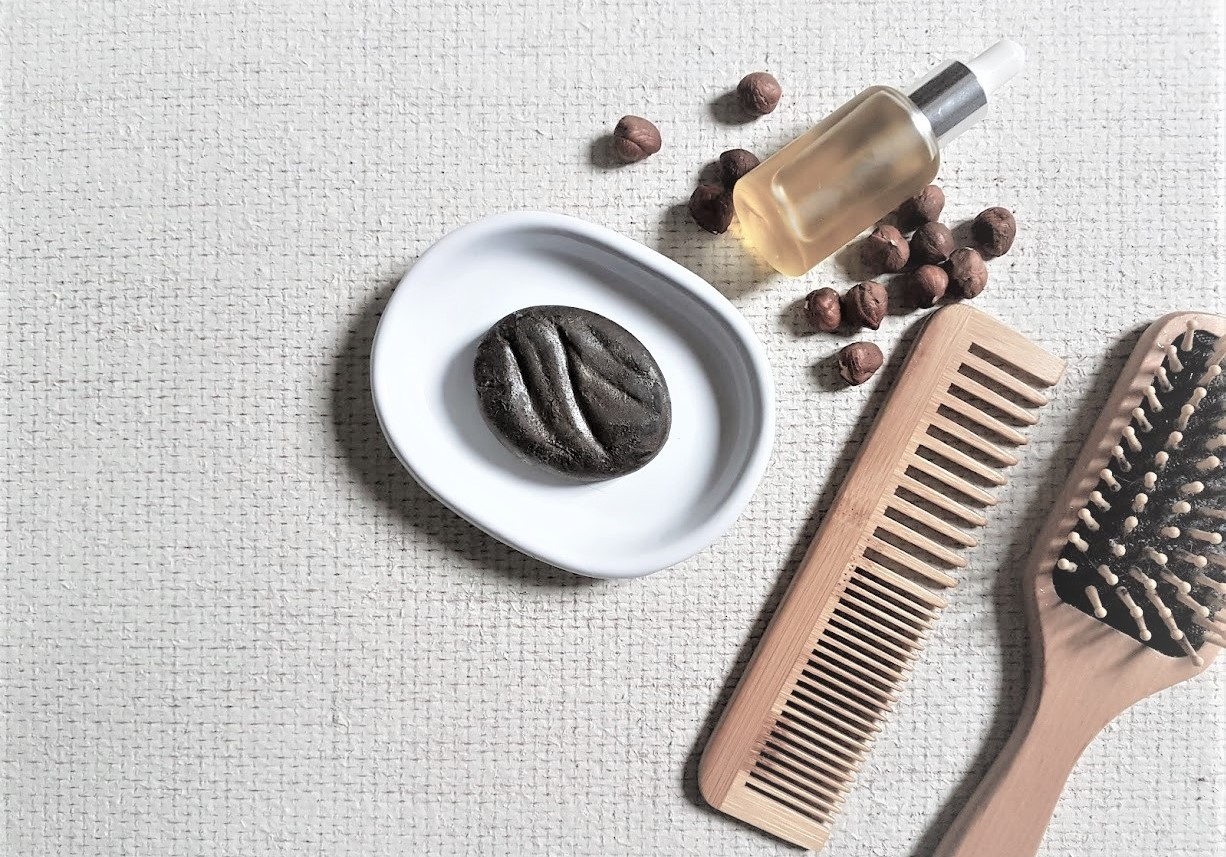 shampoing solide recette cheveux gras