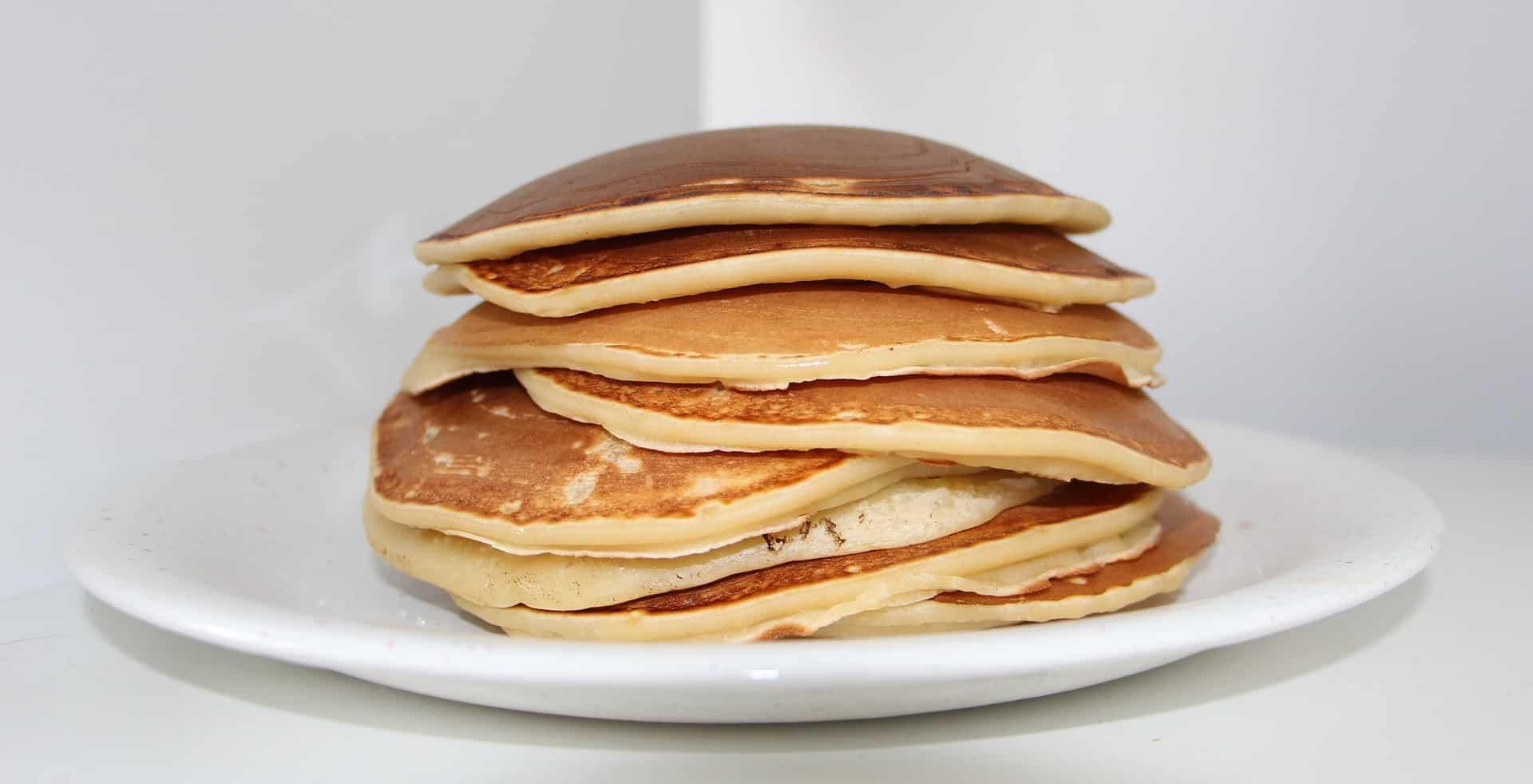Pancakes vegan cuisine recette jus de pois chiche