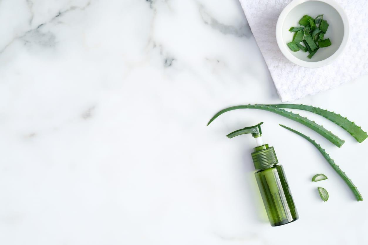 cosmétique naturel aloe vera