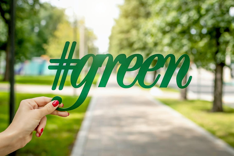 gestes écologiques qui ne le sont pas green washing