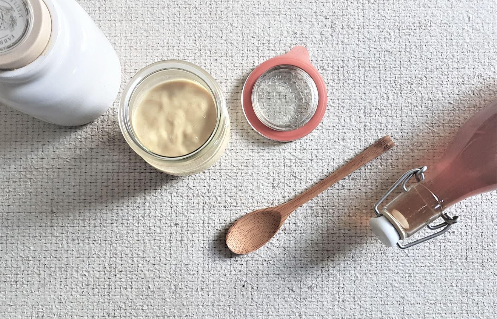 mayonnaise maison recette vegan