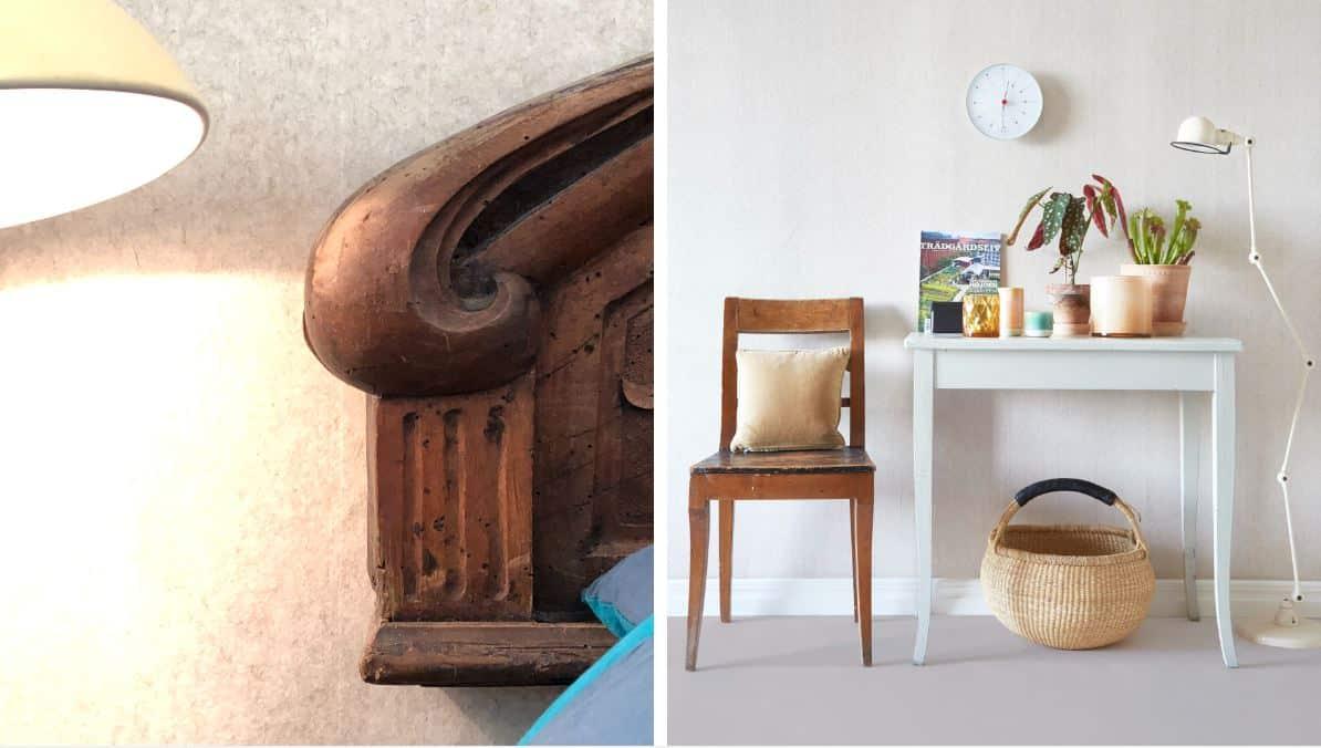 décoration écologique meuble occasion mobilier bois