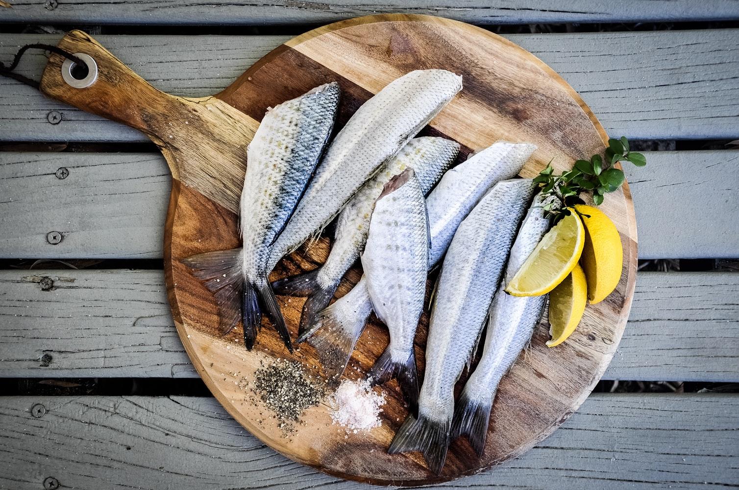 poissons repas poisson mer