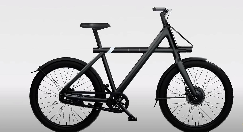 publicité pour vélo VanMoof censurée france
