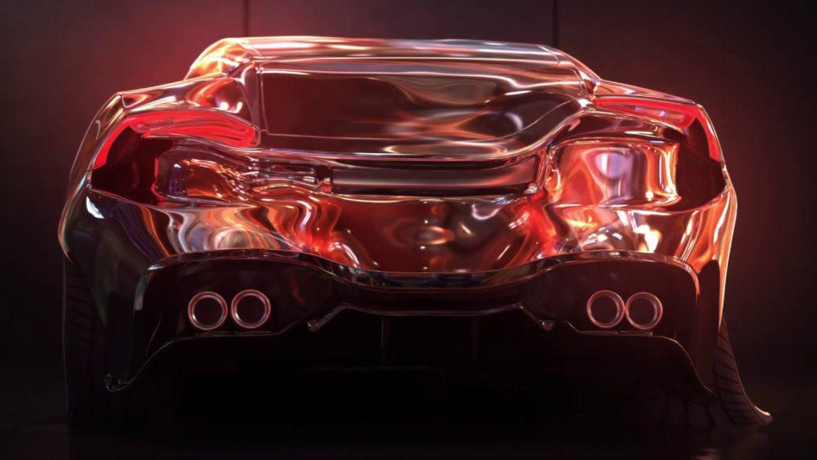 voiture qui fond publicité VanMoof