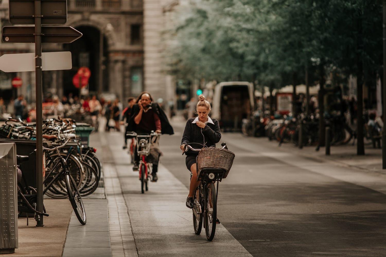 avantages du vélo quotidien pédaler ville