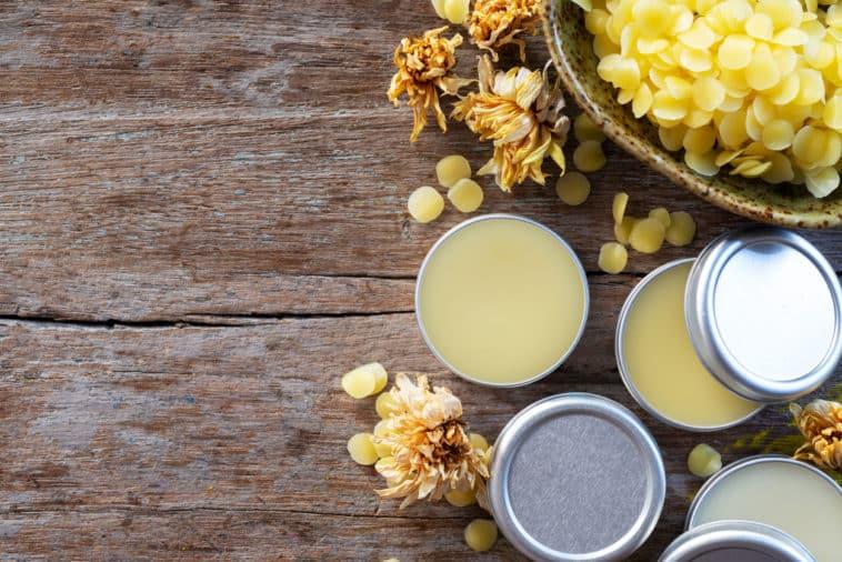 cire de fleur cires végétales vegan alternative cire d'abeille
