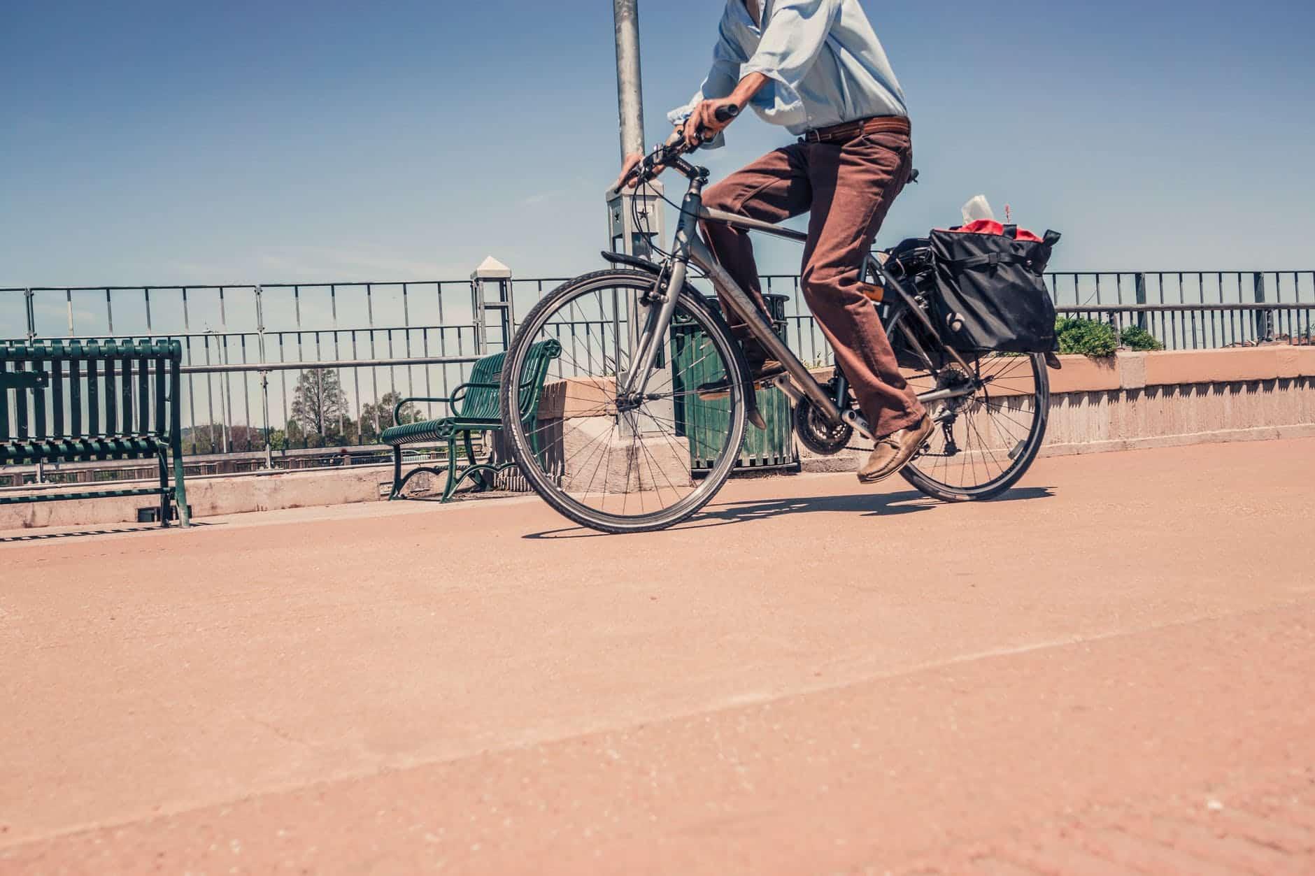 faire du vélo au quotidien avantages