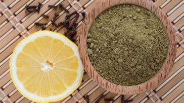 henné poudre naturelle cheveux colorations naturelles végétales citron