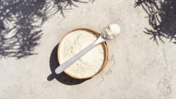 poudre bicarbonate de soude argile terre de diatomée