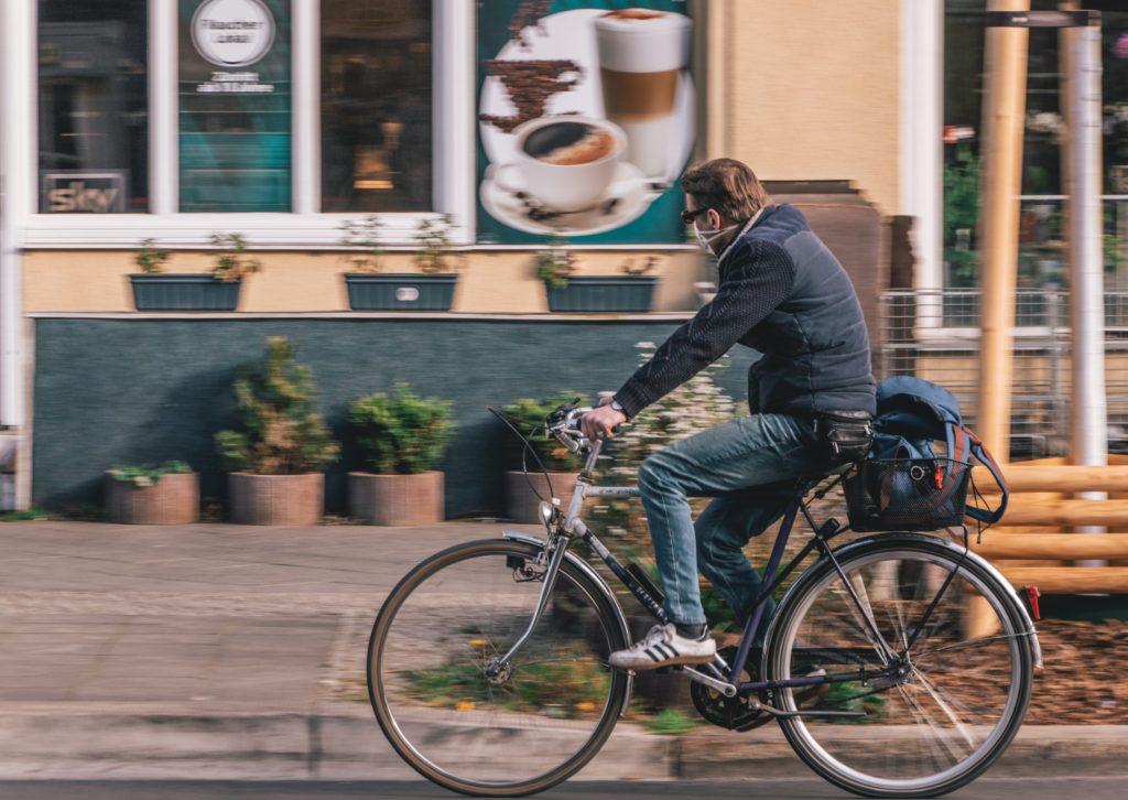 vélo quotidien déplacement