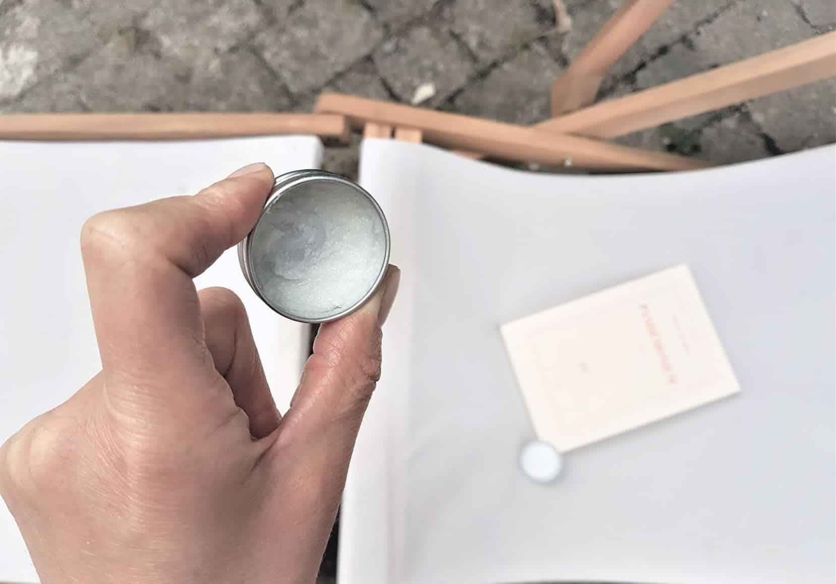 baume anti moustique naturel recette DIY