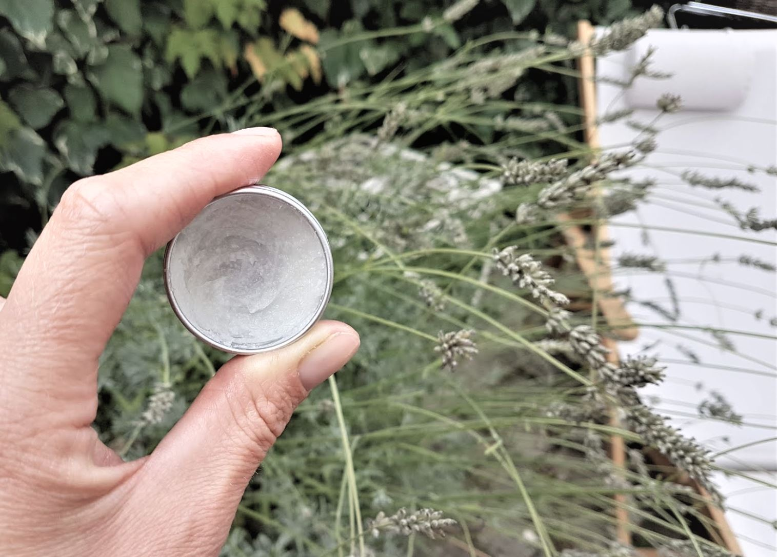 baume anti-moustique naturel zéro déchet