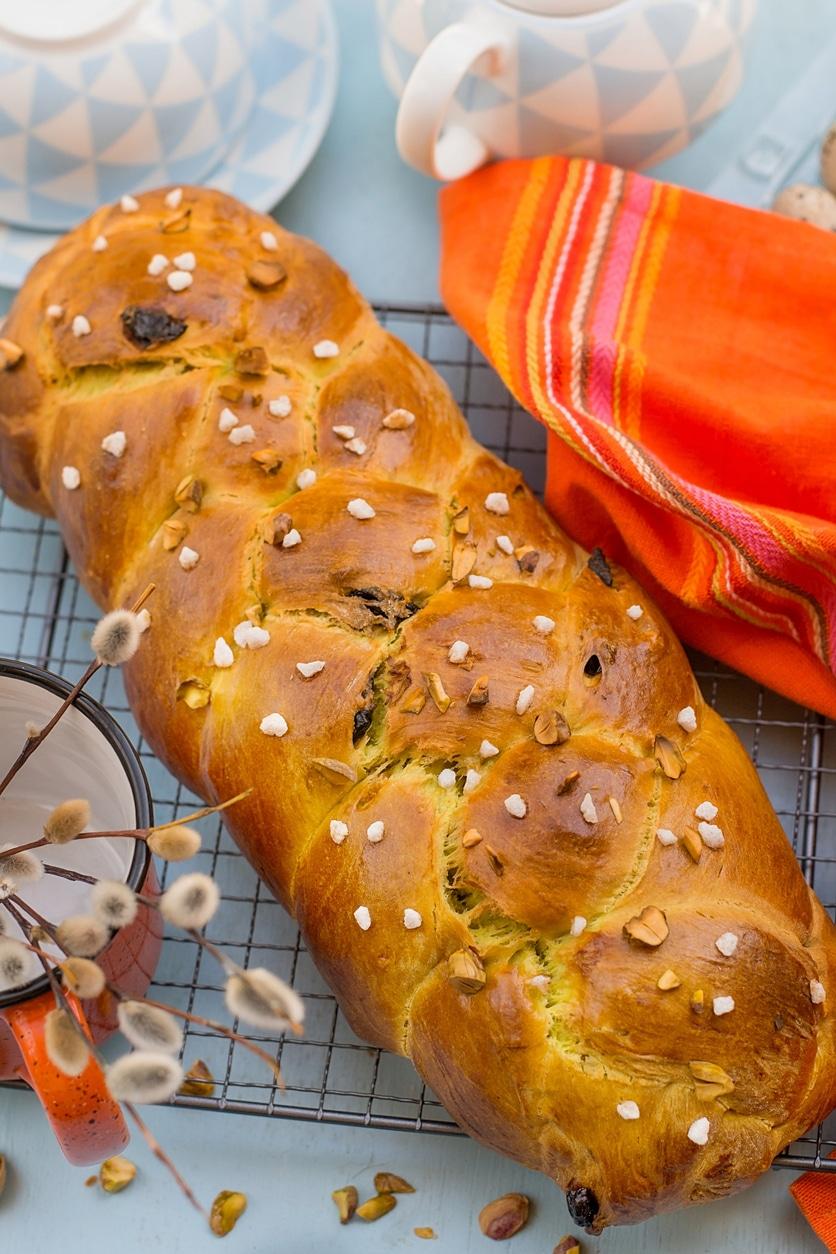recette de brioche sans gluten farine pain maïs