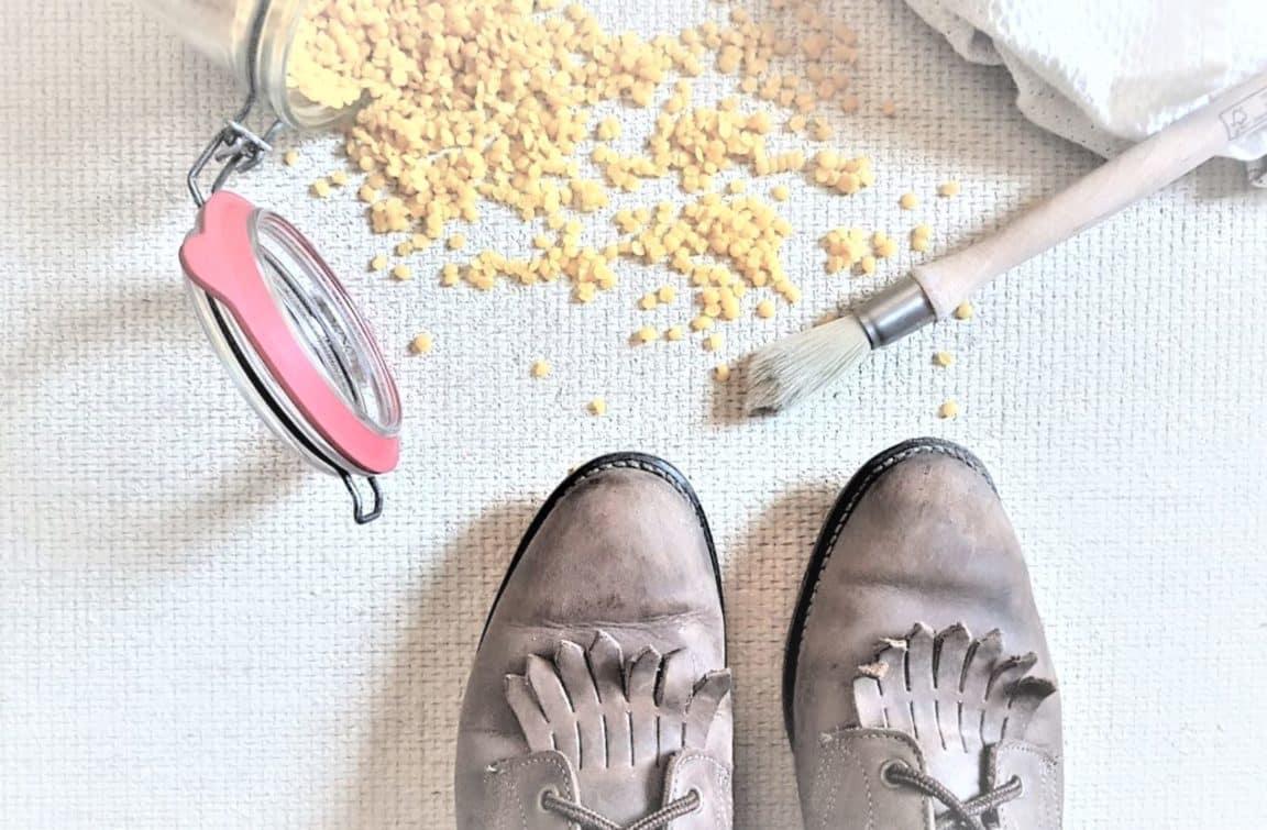 cire abeille naturelle recette impermeabiliser chaussures2