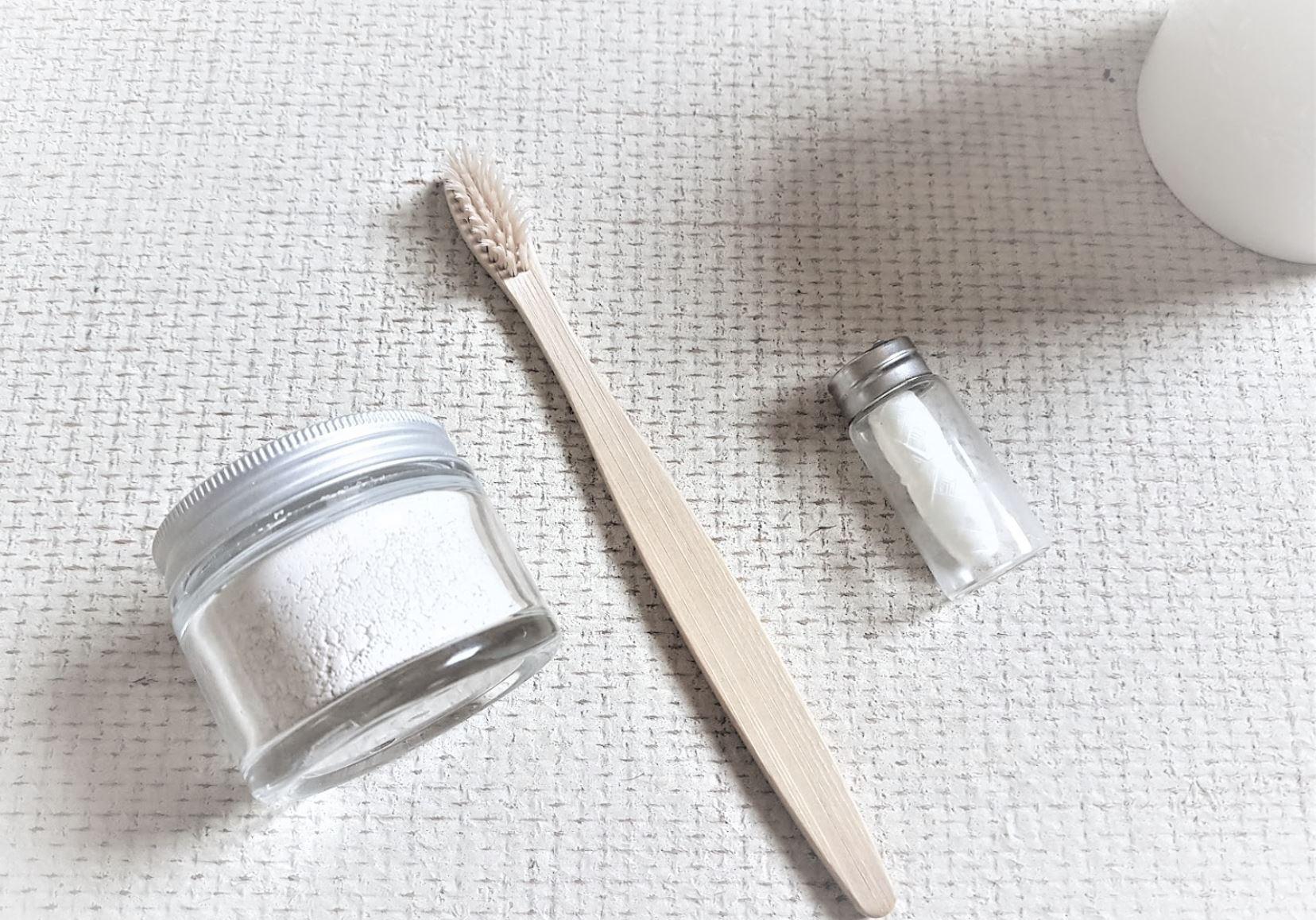 dentifrice en poudre brosse recette