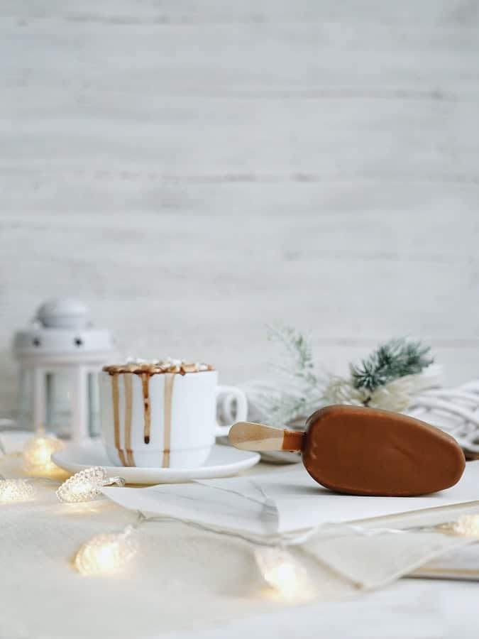 magnum au chocolat esquimaux glace recette