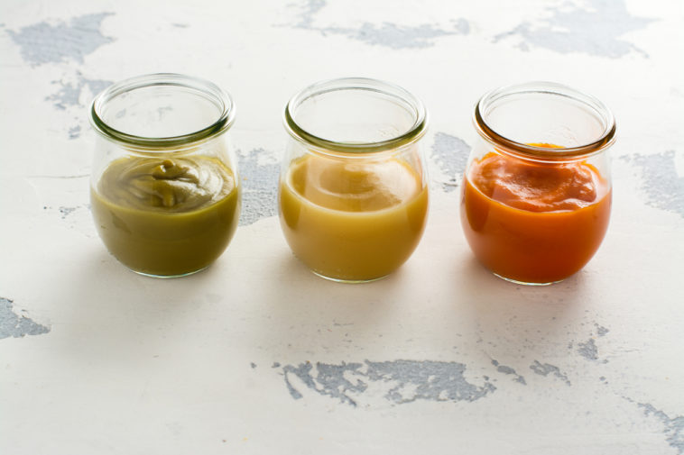 petits pots pour bébés recette légumes fruits