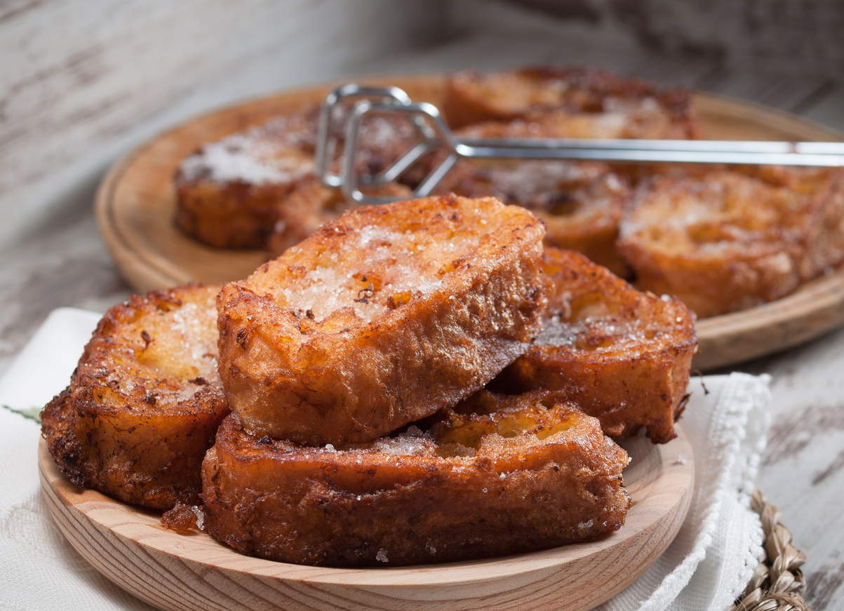 French toasts pain perdu recette cuisine