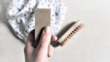 stick détachant maison recette savon naturel