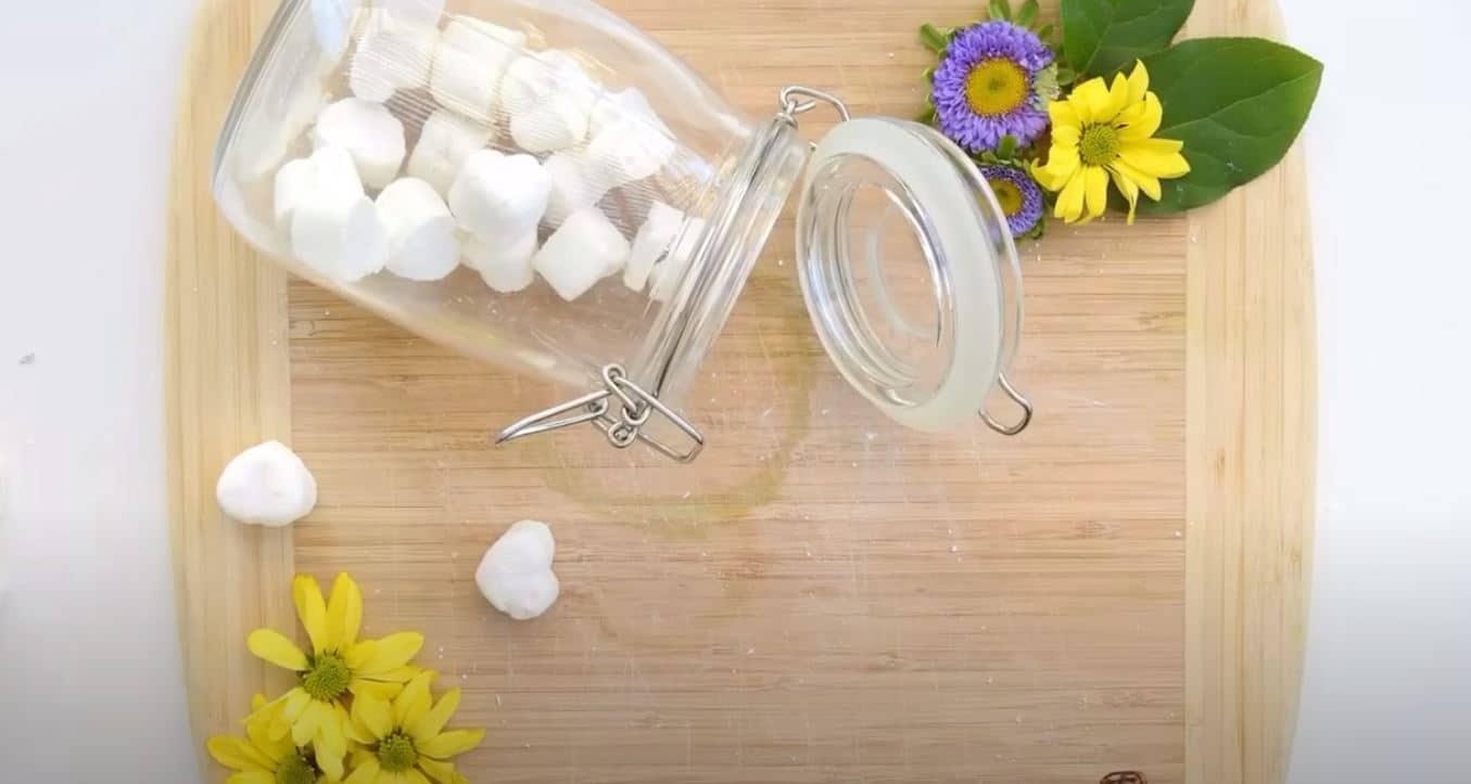 tablettes lave vaisselle maison recette DIY