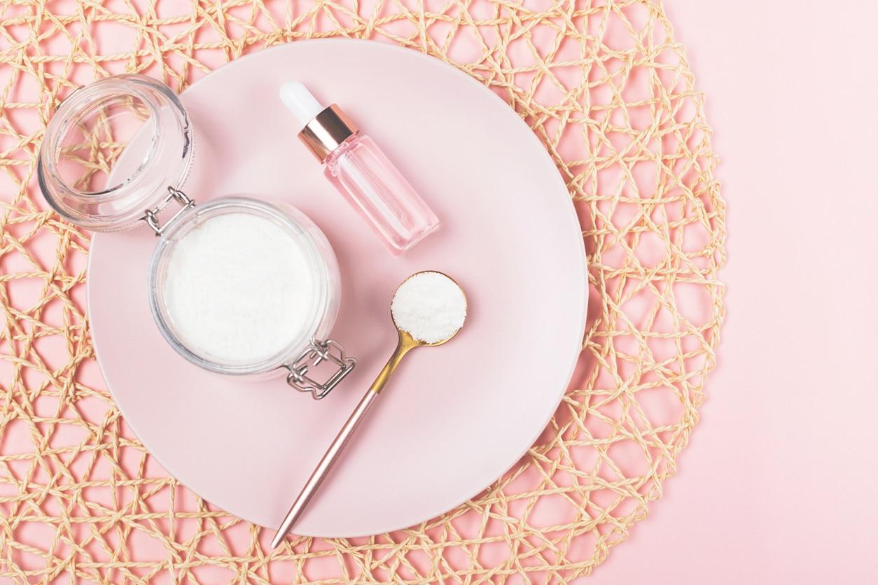 tensioactifs naturels poudre cosmétiques maison