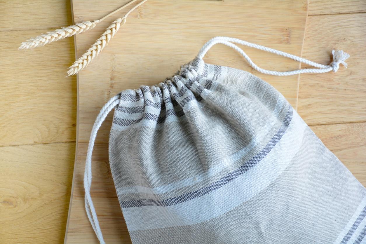 sac à vrac réutilisable zéro déchet tuto couture