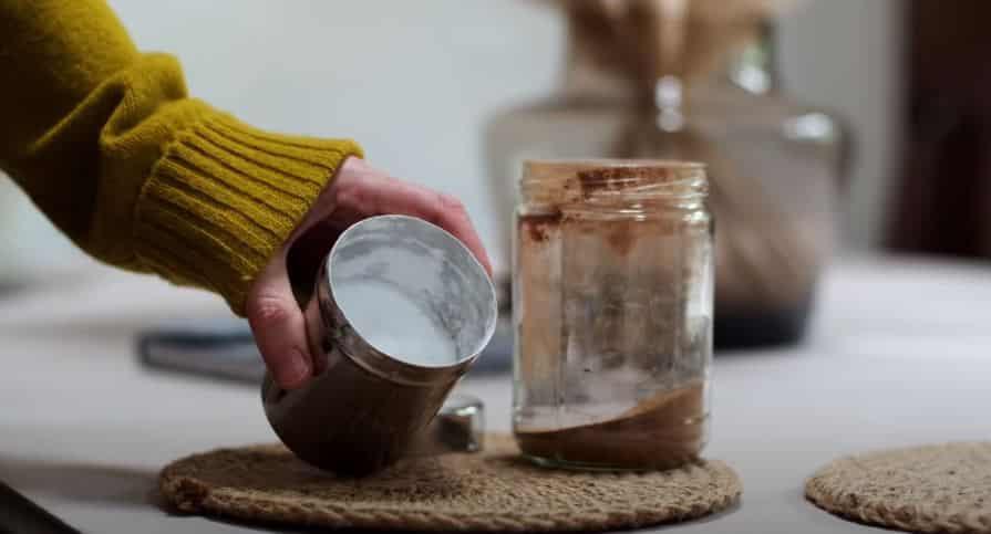 bicarbonate de soude poudre cannelle