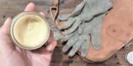 crème mains sèches nourrissante hydratante recette