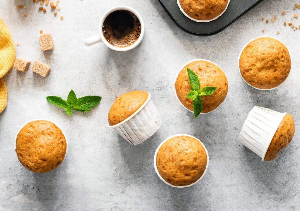 muffins recettes vegan cuisine végétariennes