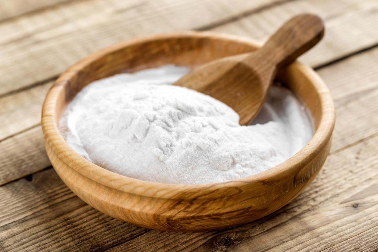 percarbonate de soude bicarbonate bol bois