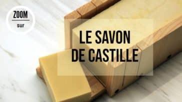 savon de Castille fiche produit bienfaits vertus