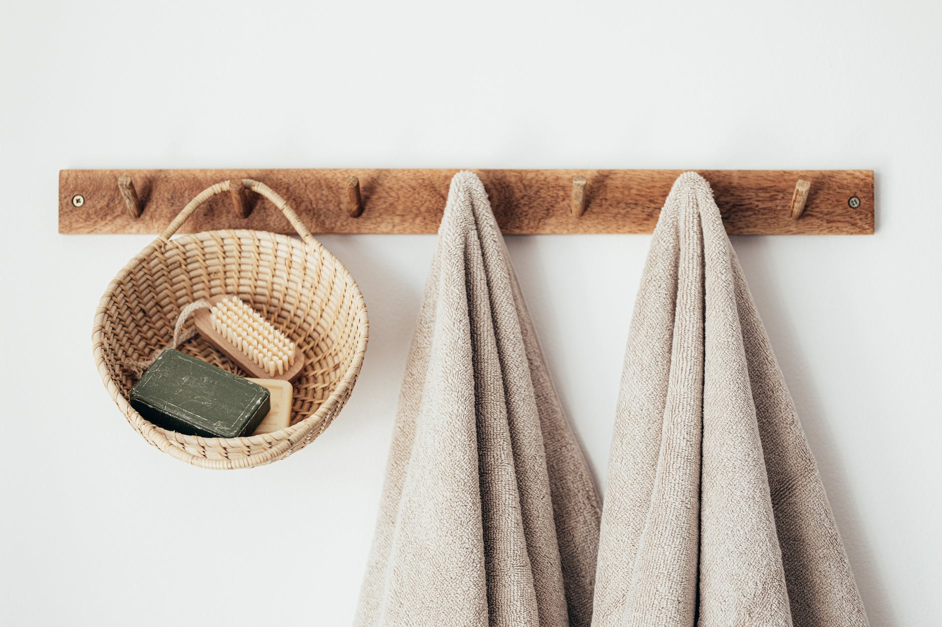 savons Castille Marseille salle de bain serviettes bienfaits