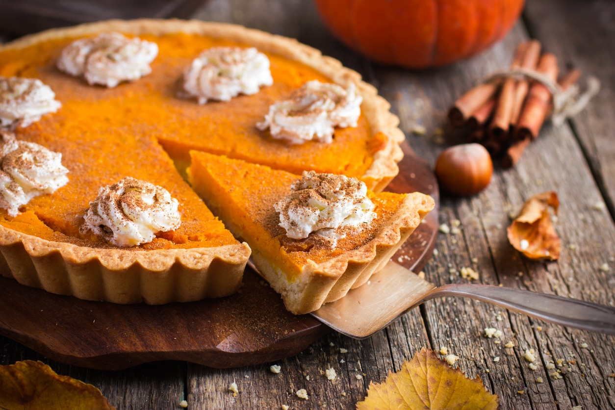 tarte cuisine orange pumpkin pie