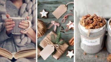 cadeaux de Noël zéro déchet idées maison DIY
