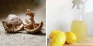 colorations capillaires naturelles cheveux citron coques noix
