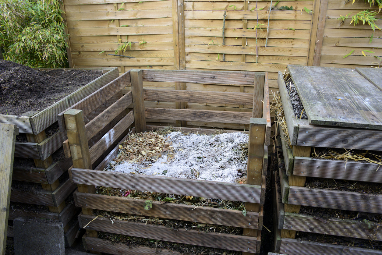 composter cendre composteurs jardin