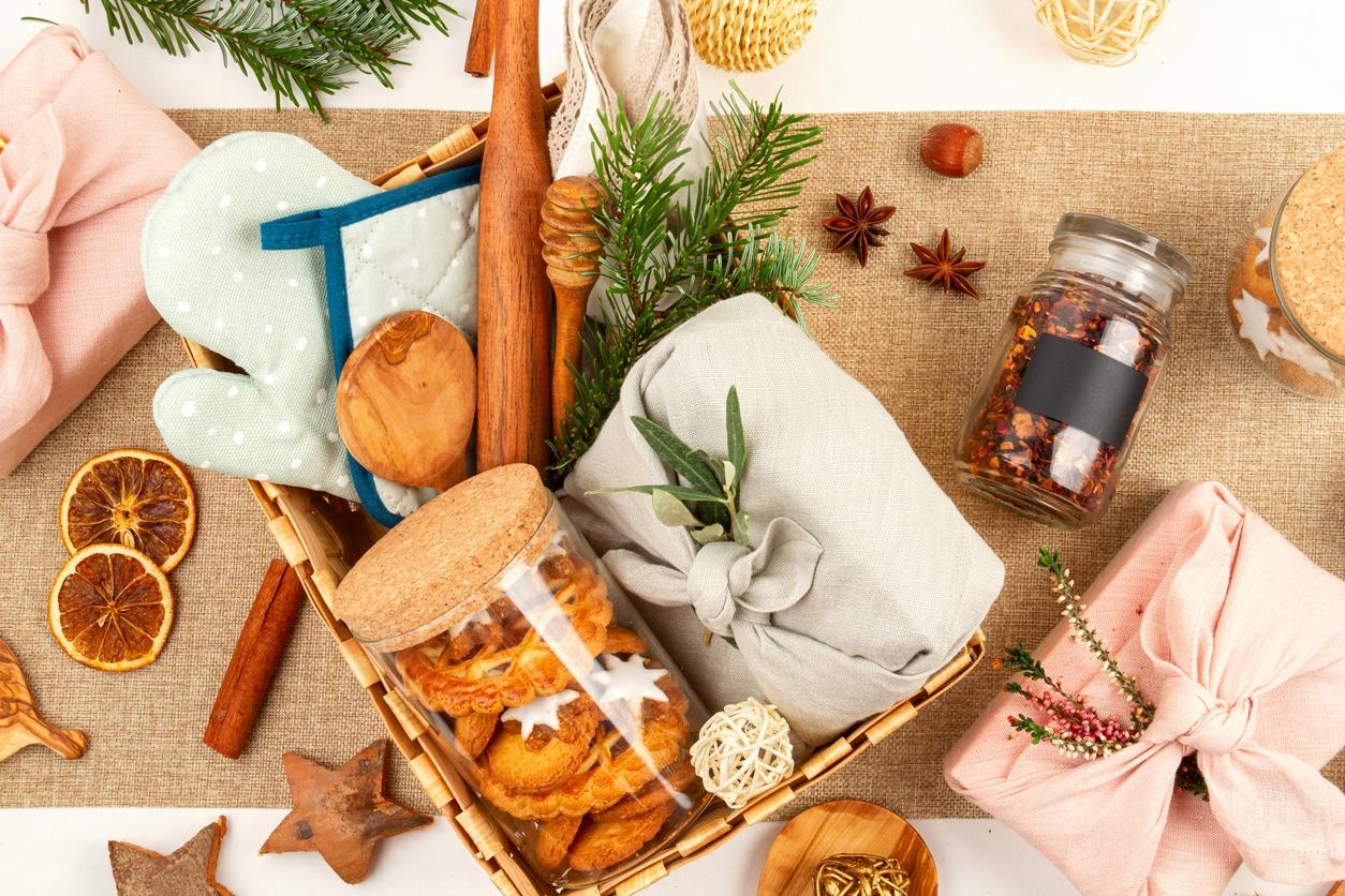 cadeaux zéro déchet Noel fêtes fin année