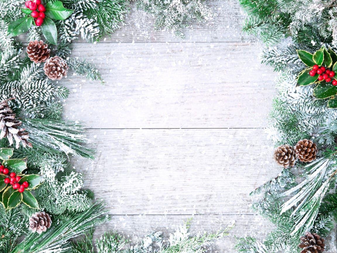 fabriquer neige artificielle fausse pommes de pin branches sapin noël déco naturelle