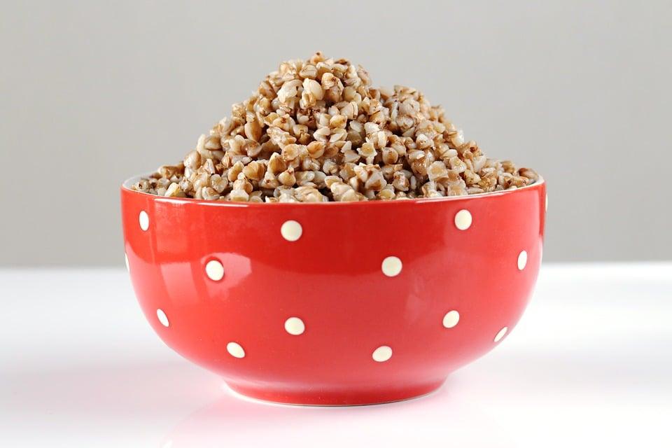 bol blé noir petit déjeuner céréales
