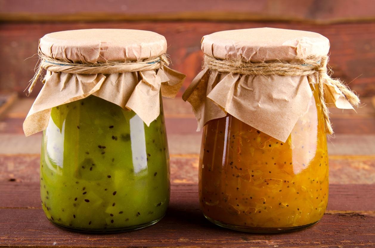 confiture maison recette oranges chia