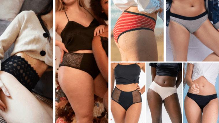 test comparatif culottes menstruelles françaises