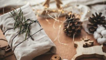 fêter Noel en mode zéro déchet cadeaux écolo